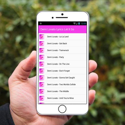 Demi Lovato Full Song Lyrics 1 0 Apk Download Android