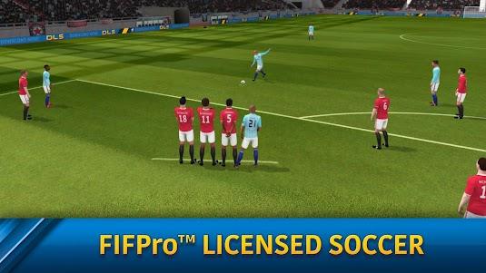 Dream League Soccer 2019 6.05 screenshot 1