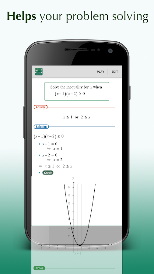 fx algebra problem solver apk android education apps fx algebra problem solver 1 0 screenshot 1