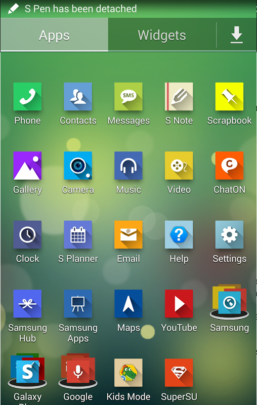 Galaxy Icon Themer Pro [ROOT] 1 3 APK Download - Android