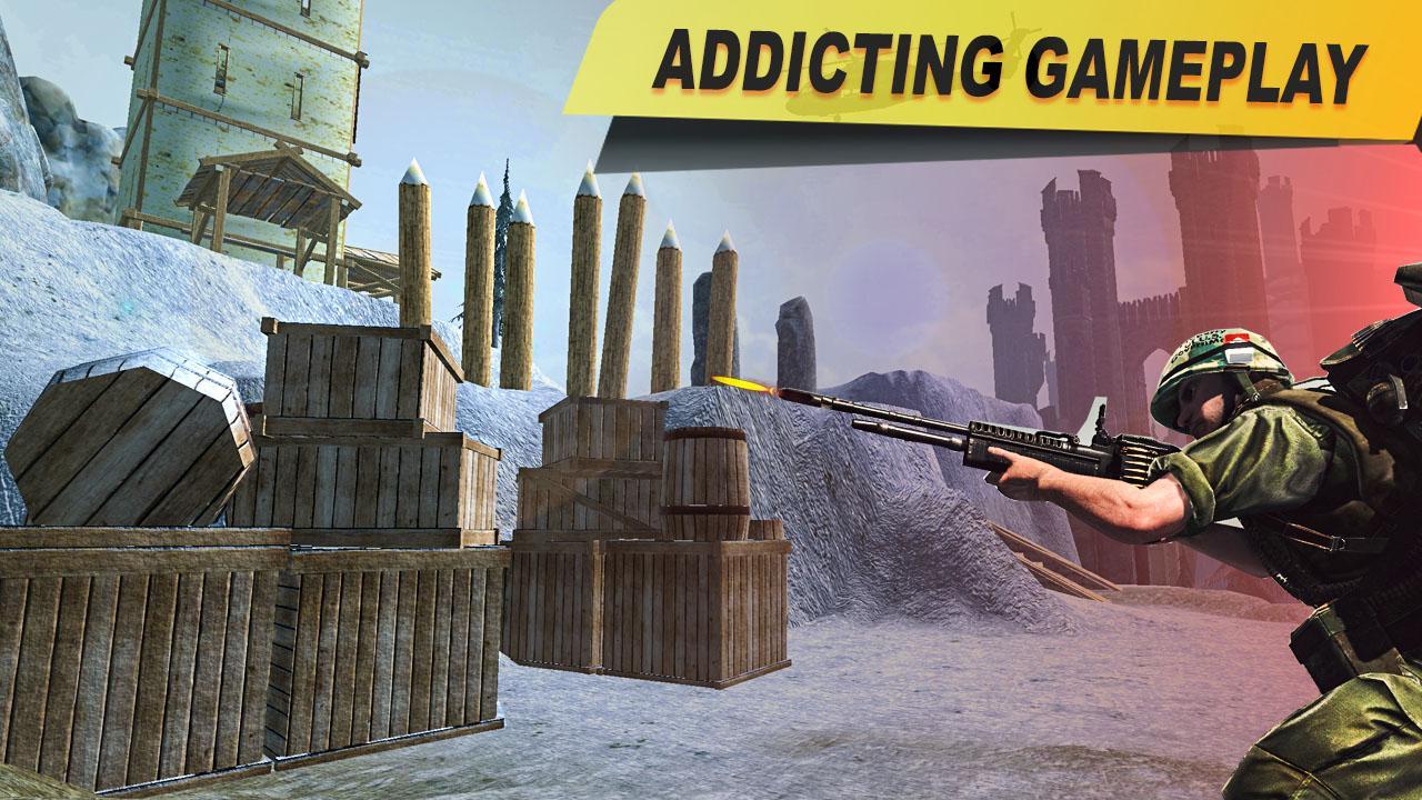 Cover Shoot Gun Fire: Free Sniper Shooting Game 1 0 1 APK