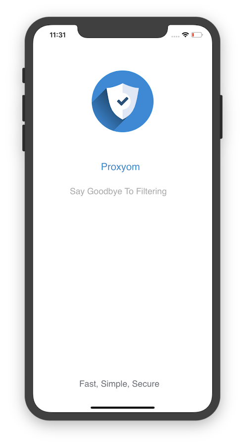 Proxyom - Proxy for Telegram 1 5 APK Download - Android Tools التطبيقات
