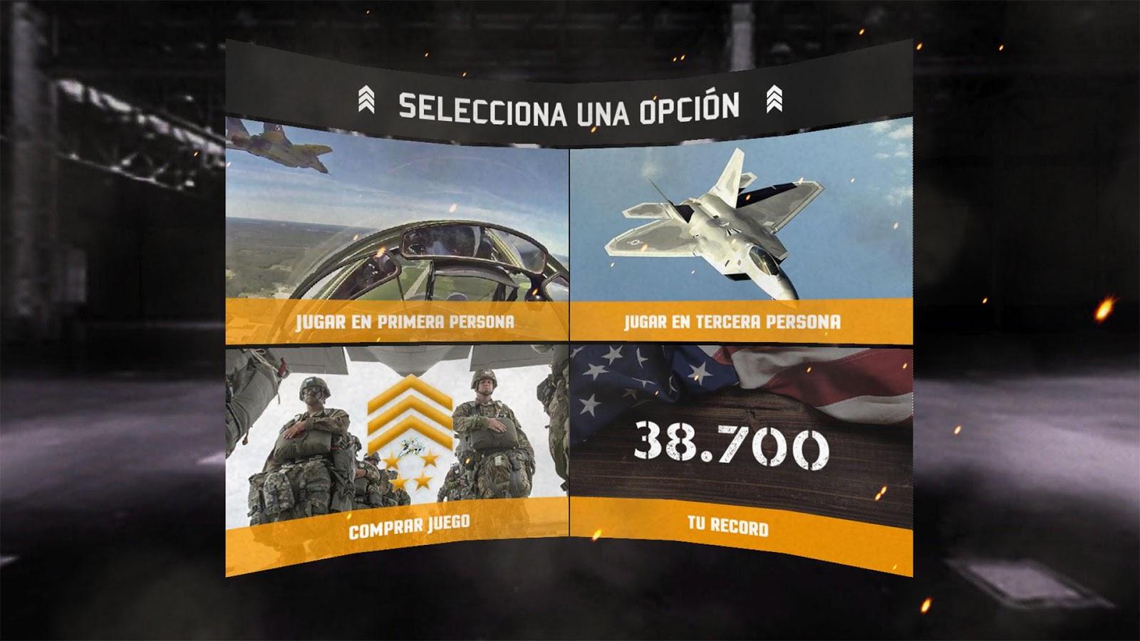 Jet VR Combat Fighter Flight Simulator VR Game 1 4 APK