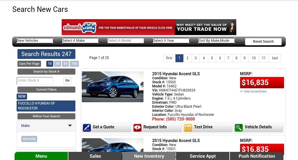Fuccillo Hyundai of Greece 4.5.0 APK Download - Android ...