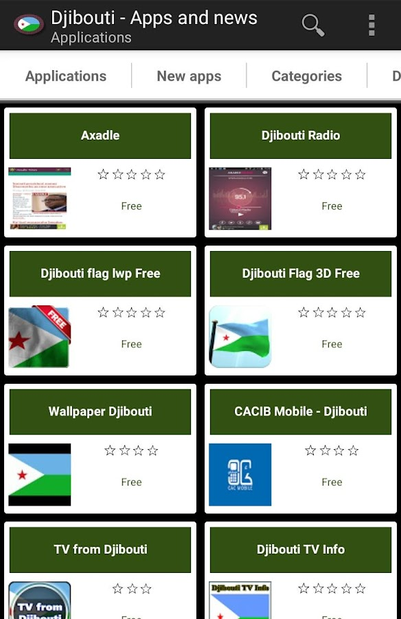 Djiboutian Apps 242 Apk Download Android Hulpmiddelen Apps