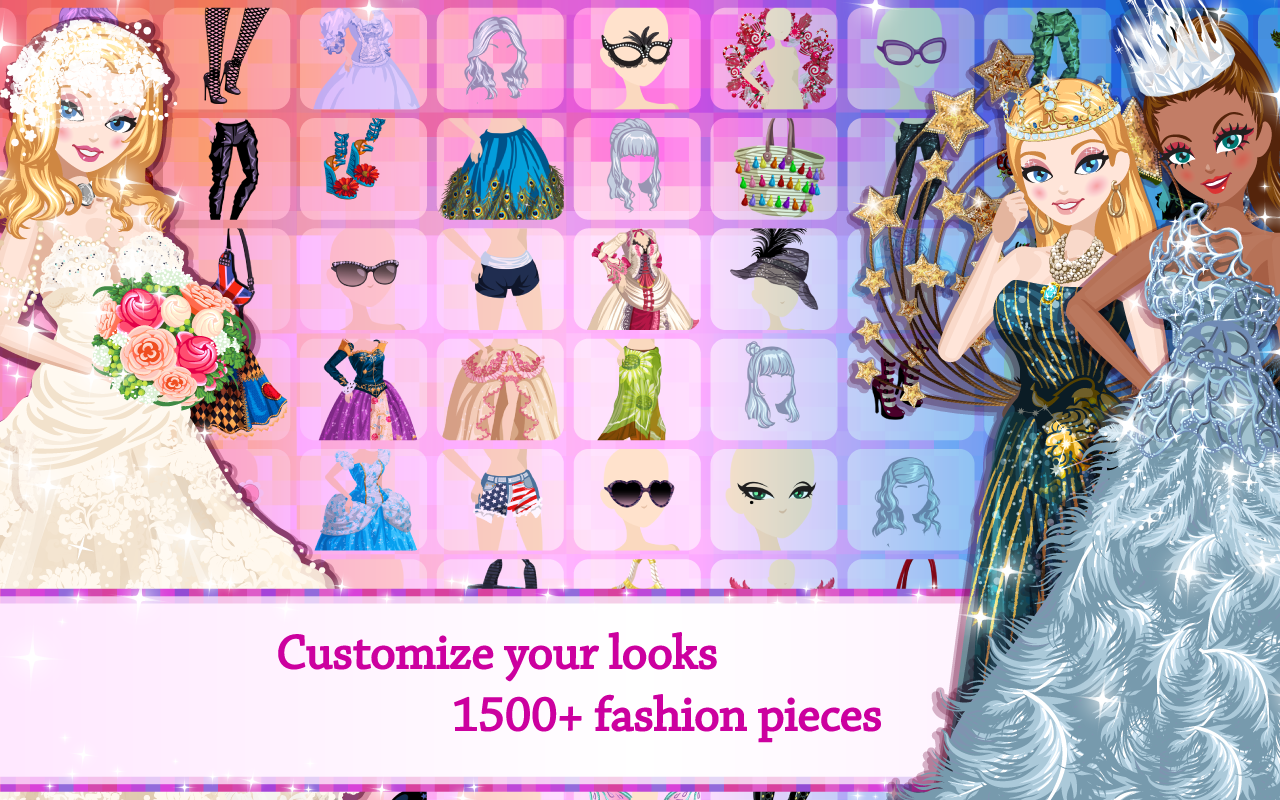 Fashion, Makeup & Dress Up 4.1.3 APK Download