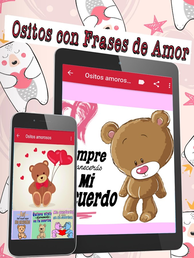 Ositos Con Frases De Amor 26 Apk Download Android Entertainment Apps