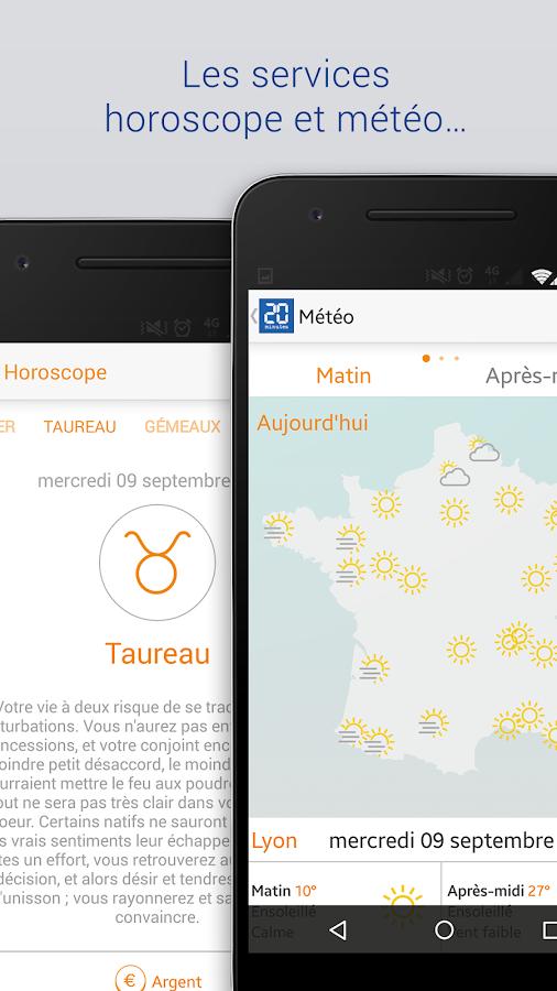 application android pour communication gratuite