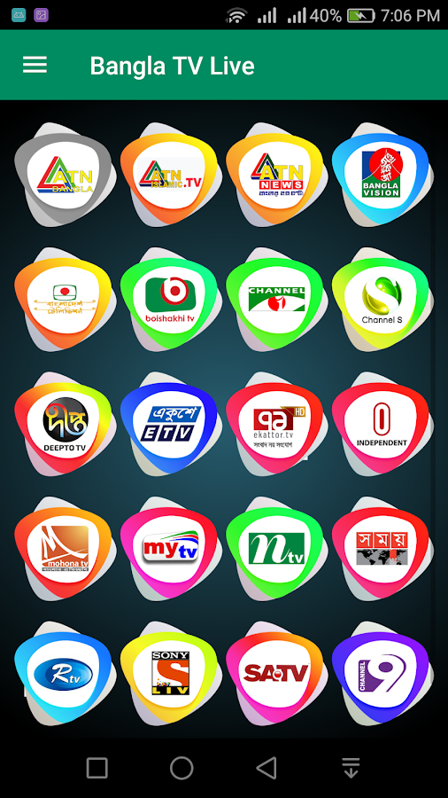 Bangla TV Live 1 0 2 APK Download - Android Entertainment Apps