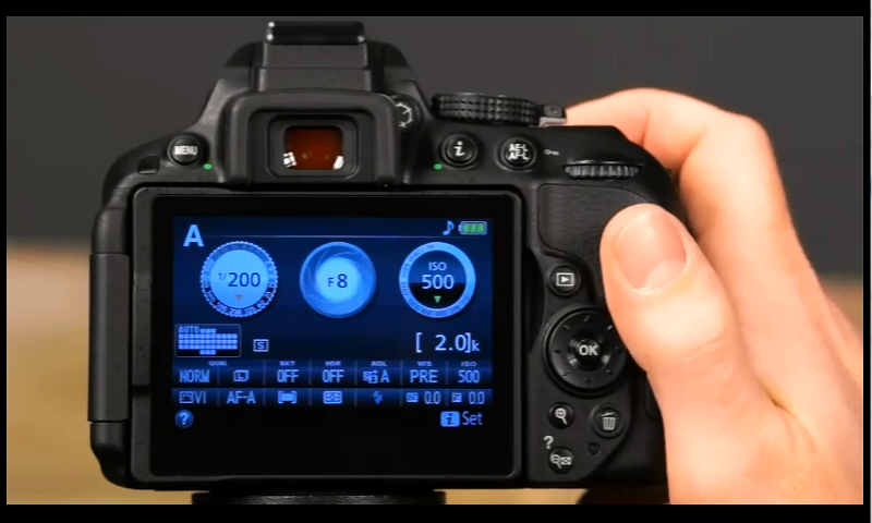how to connect nikon d5300 to android