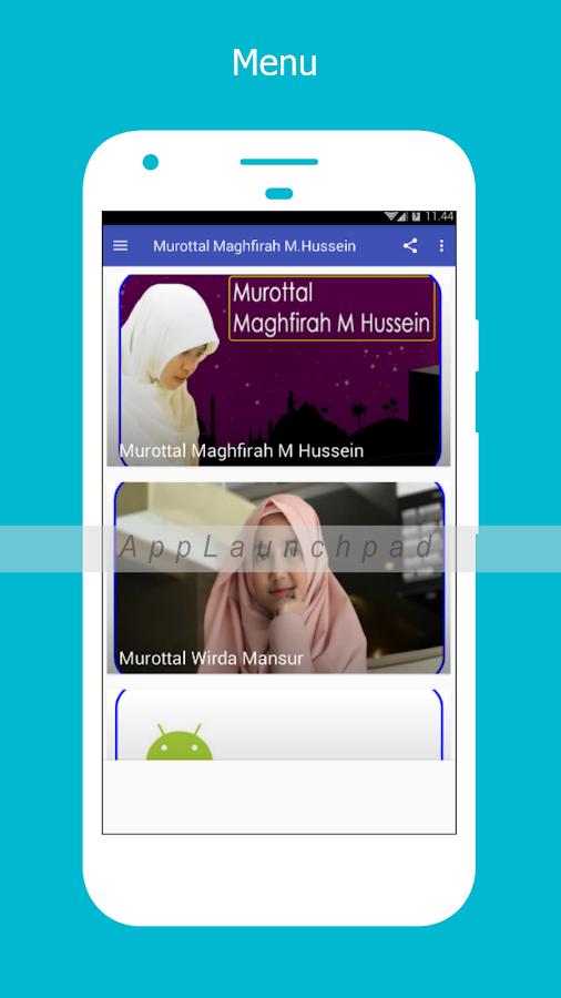 دانلود Murottal Maghfirah M Hussein Offline 1 1 APK - برنامه