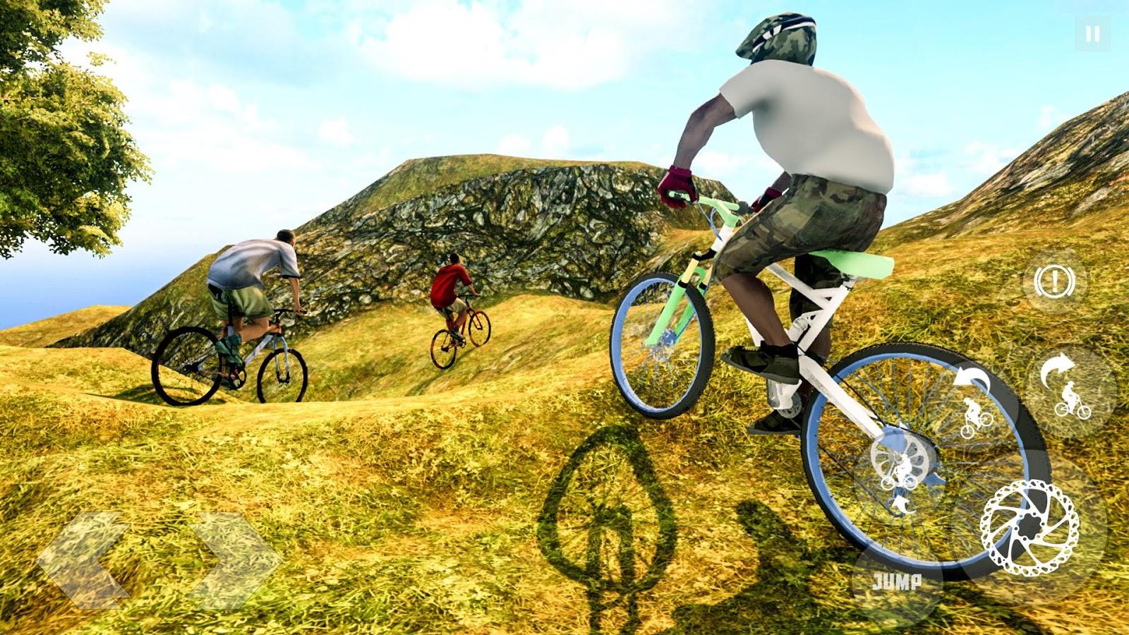 6dca5158fae ... Mayhem - DownHill Offroad Mountain Bike Stunts 1.0.1 screenshot 3 ...