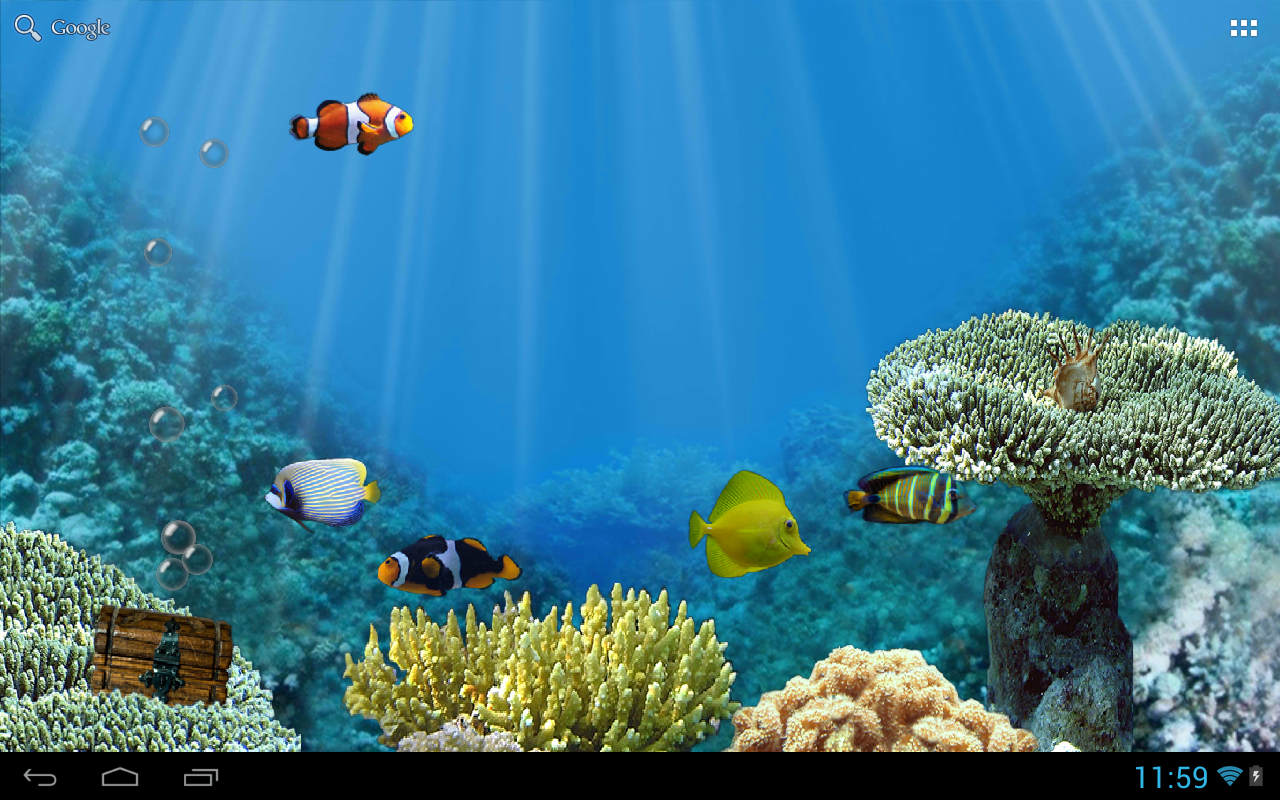 Animals Wallpaper 3d Hd 2 0 Apk Download: Wallpapers Gratis 3d Para Celular De De Peceras Pez