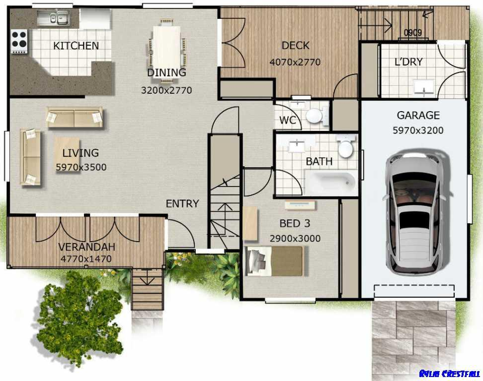 3D Home Plan Model Design 1.1 APK Download - Android Lifestyle Apps