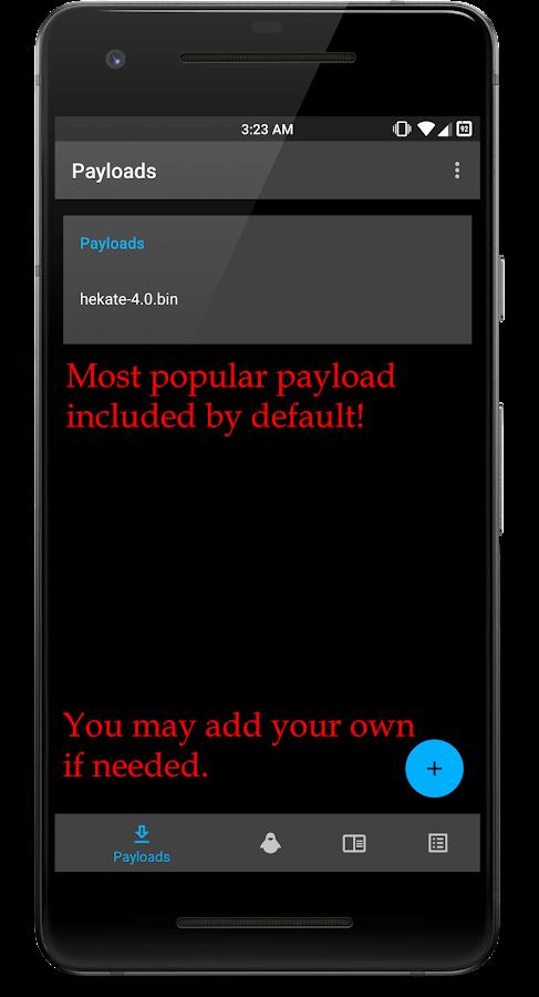 Payload Generator Apk