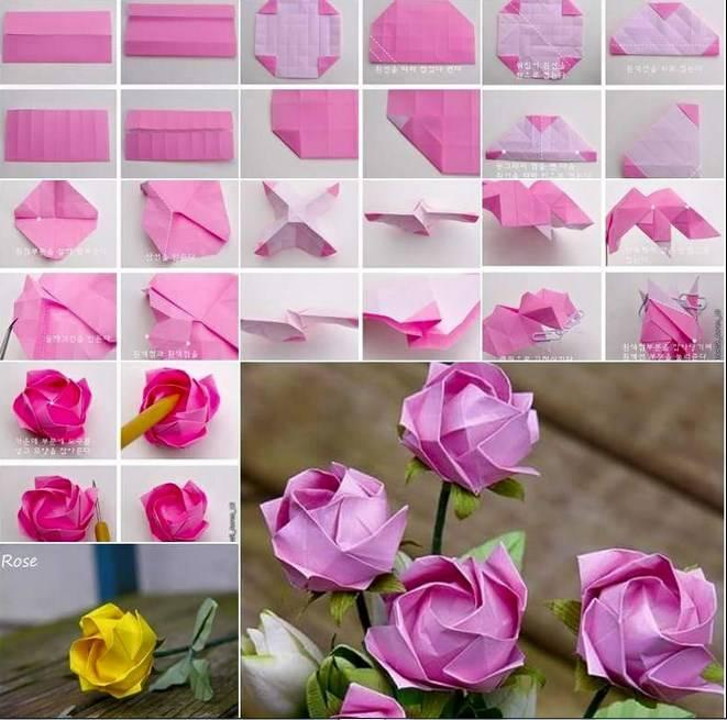 DIY Flower Craft Ideas 10 Screenshot 1