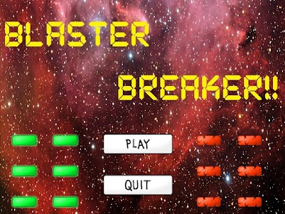Blaster Breaker 1.0.8 screenshot 1