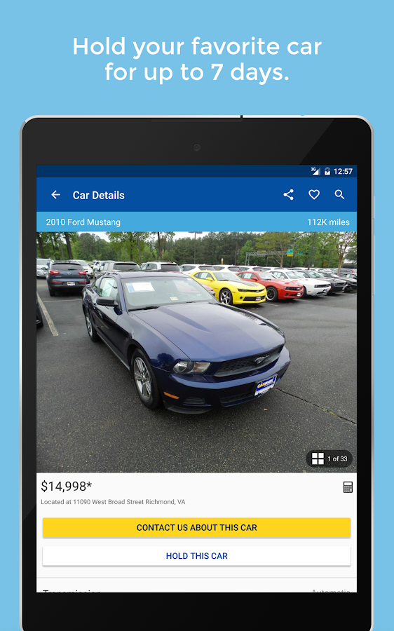 CarMax - Used Cars for Sale APK Download - Android cats ...