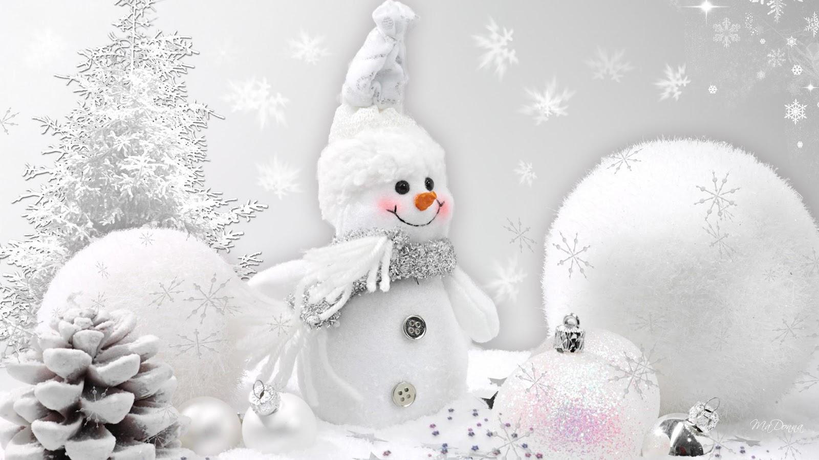 christmas snowman live wallpaper