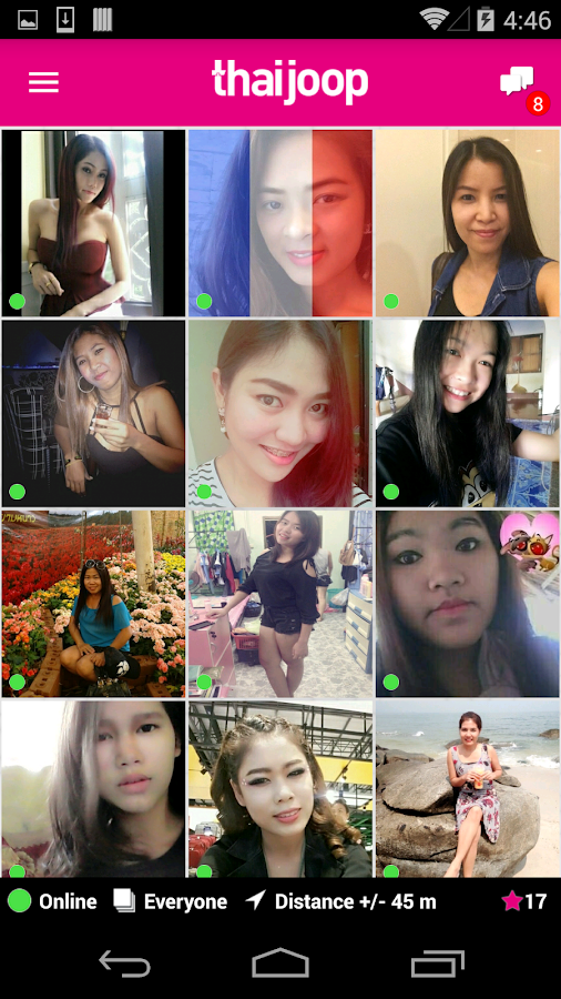 Top dating apps thailand