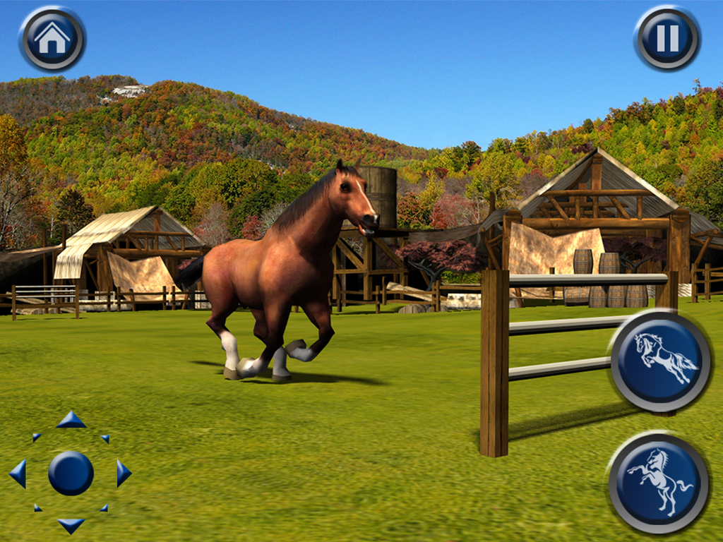 Horse Jumping 3d - Free downloads and reviews - CNET ...