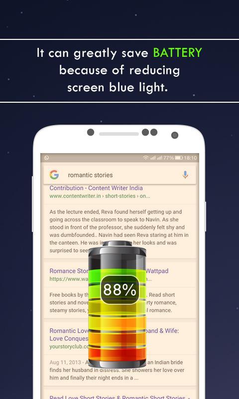 Eye Safe : Blue Light Filter 1 0 APK Download - Android Gezondheid