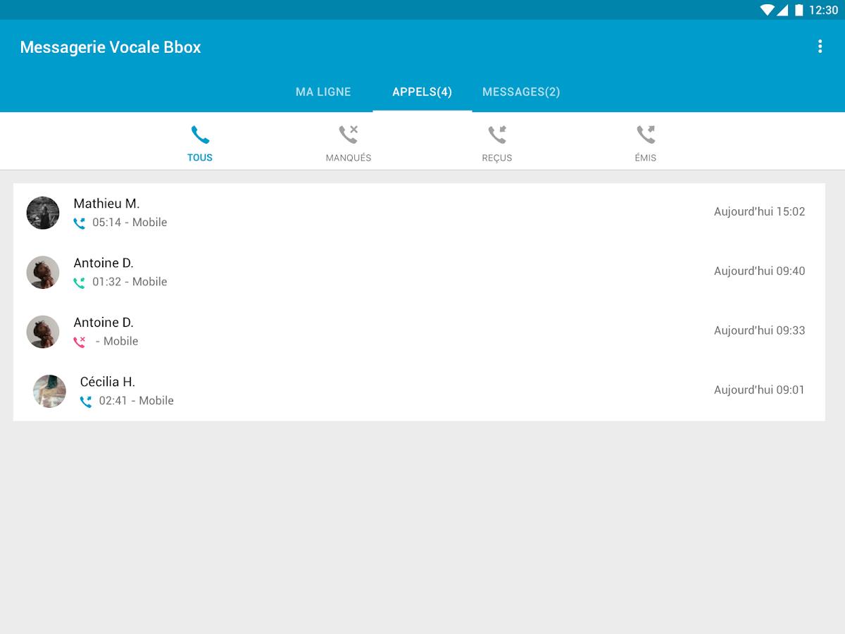 messagerie vocale bbox 6 2 3 apk download android tools apps. Black Bedroom Furniture Sets. Home Design Ideas