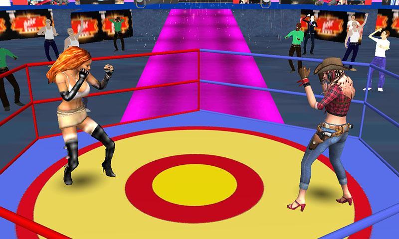 Women Superstars Mayhem Wrestling Revolution Girls 1 0 APK