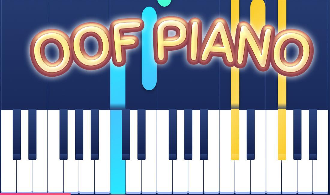 Oof Piano Online