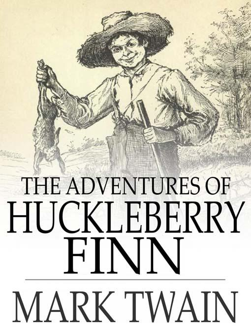 biographical criticism on huck finn