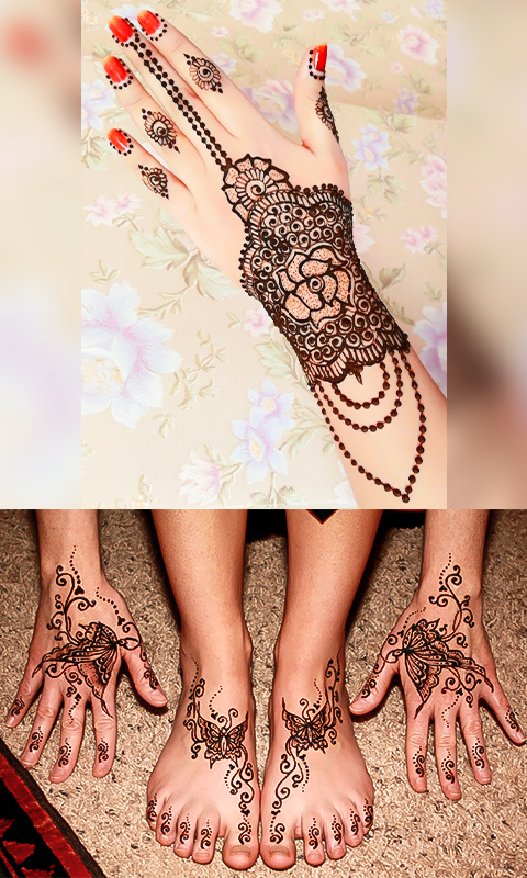 66468ce5a6372 New Arabic Mehndi Designs 2018 1.0 APK Download - Android ...
