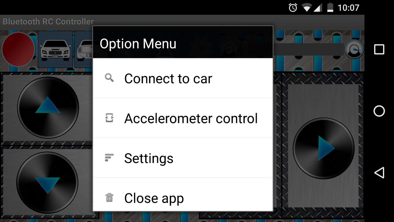 Arduino bluetooth rc car apk download android