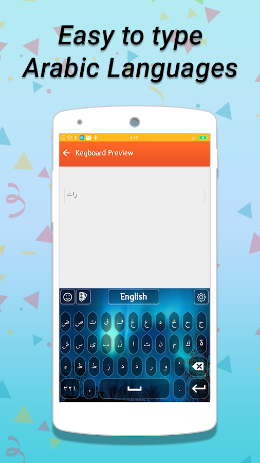 916172bfd12 Arabic Keyboard 2.0 APK Download - Android Productivity Apps