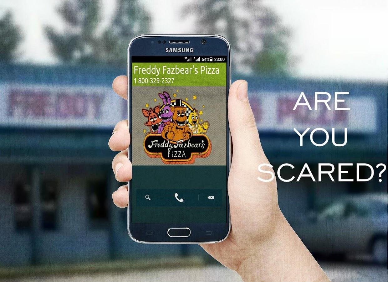 Phone number for freddy fazbears pizzaria -  Call Freddy Fazbear S Pizza 1 1 0 2 Screenshot 2