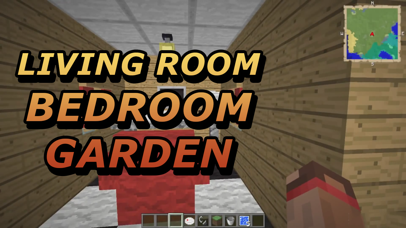 Furniture Mod For Minecraft 1 Screenshot 4