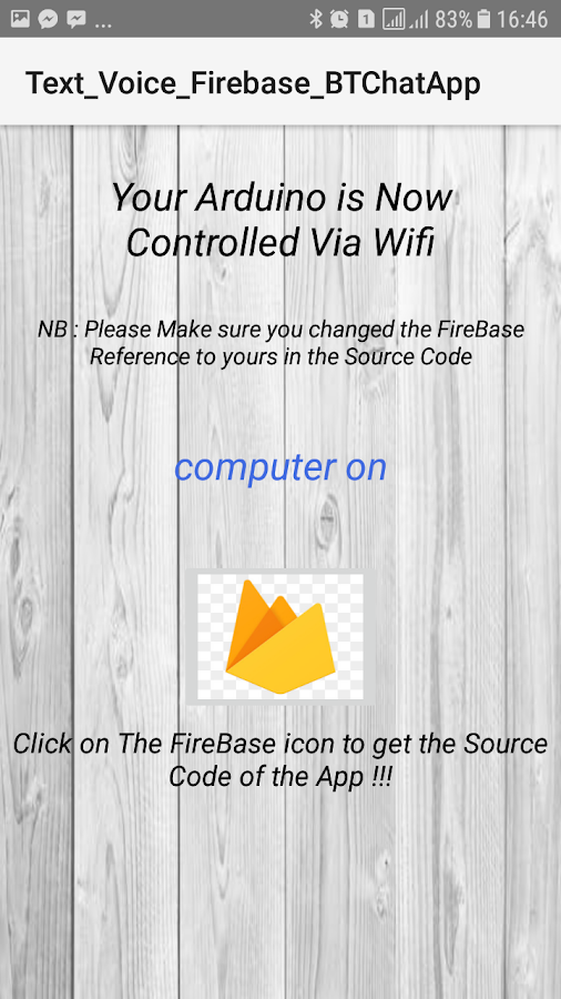 Arduino Bluetooth Voice Control Code