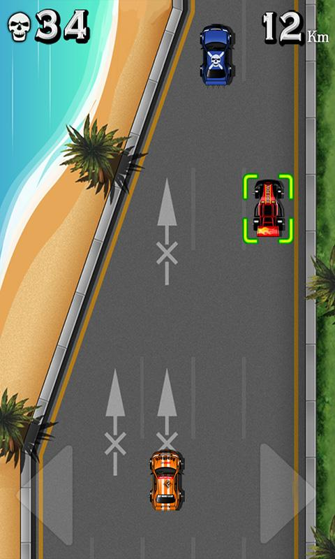 دانلود Road Crasher 1 0 1 APK - بازی های مسابقه