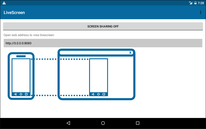 LiveScreen - Screen mirroring 1.2.2 APK Download - Android ...