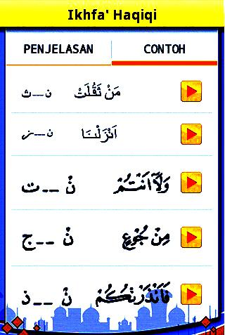 Belajar Ilmu Tajwid Al-Quran 1.0 APK Download - Android Education Apps