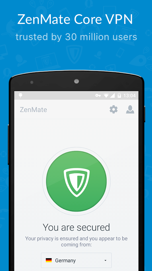 Download apk zenmate premium