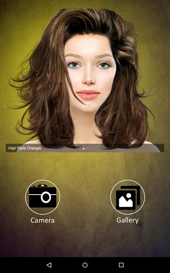 Hairstyle Changer App Girl Boy APK Download Android - Hairstyle changer apk download