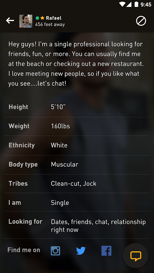 Grindr Gay Chat is a free Social app