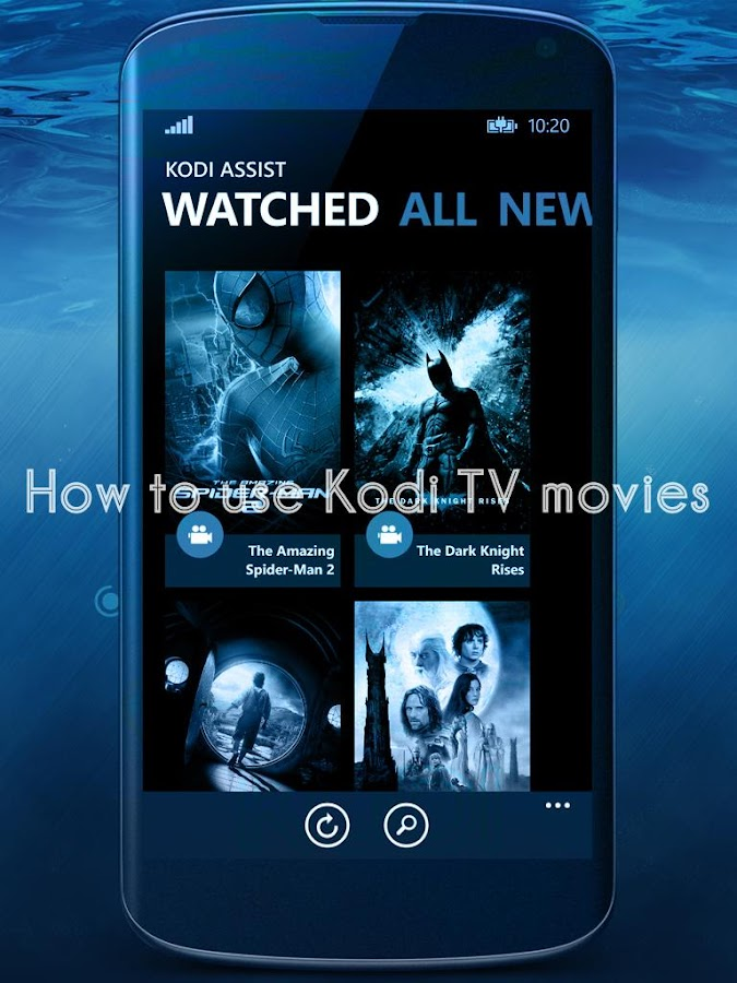 how to download movies on kodi