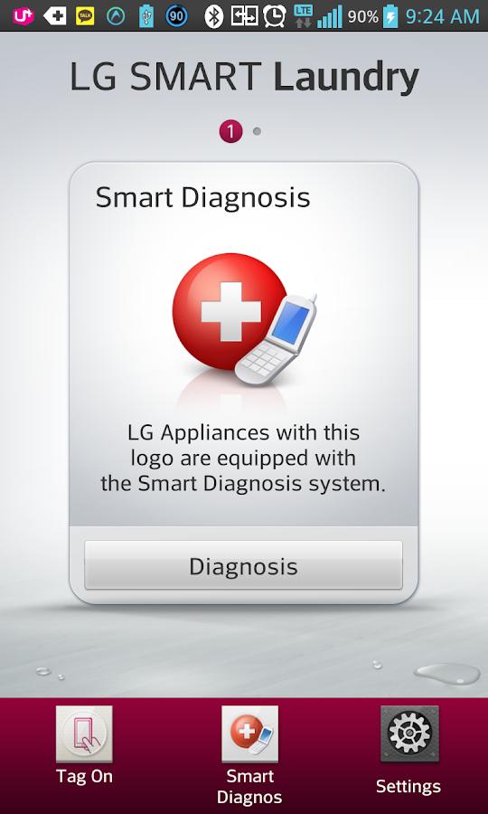 Lg Smart Laundry App