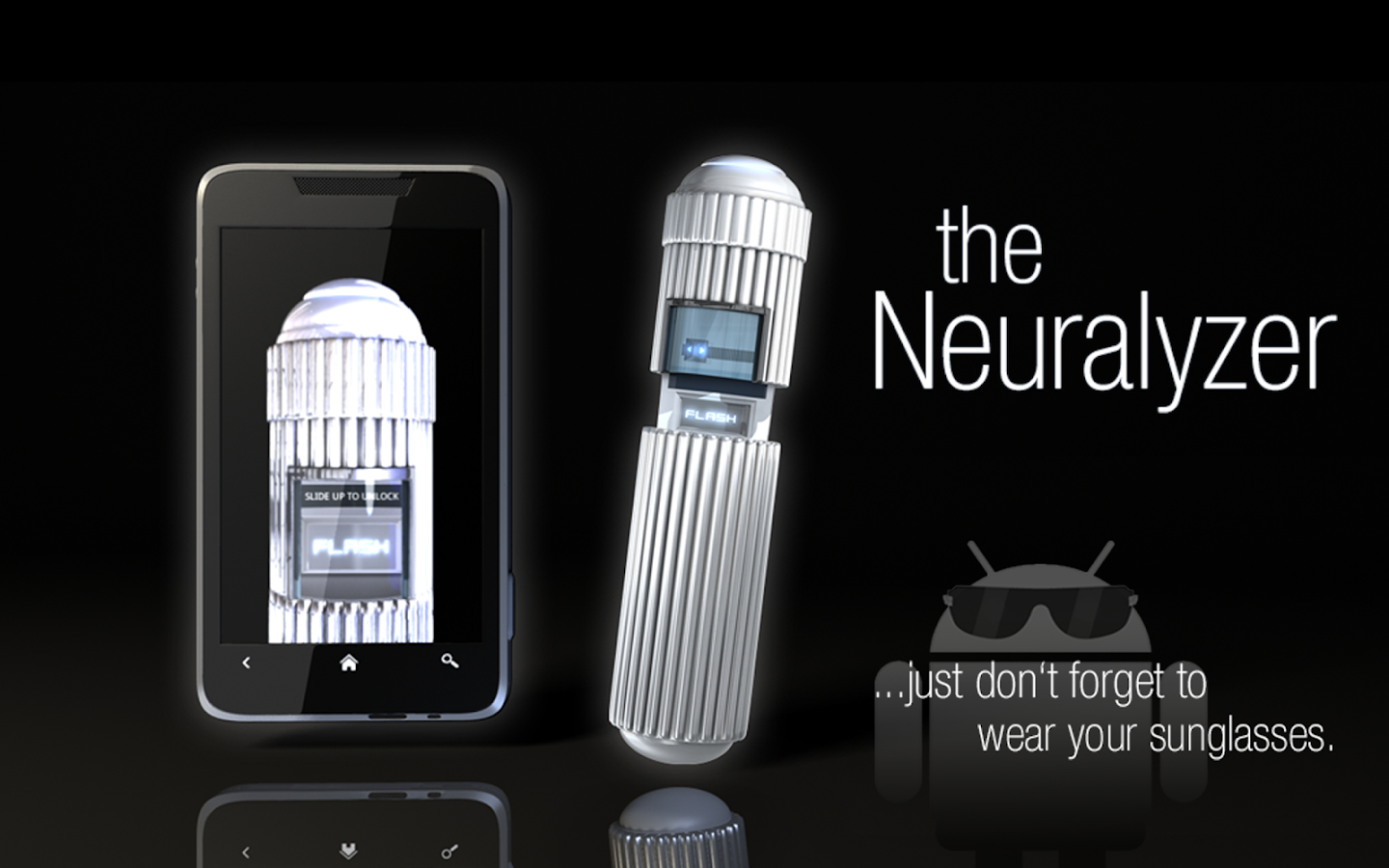 Flashy Thing Mib Neuralyzer 1 0 Apk Download Android