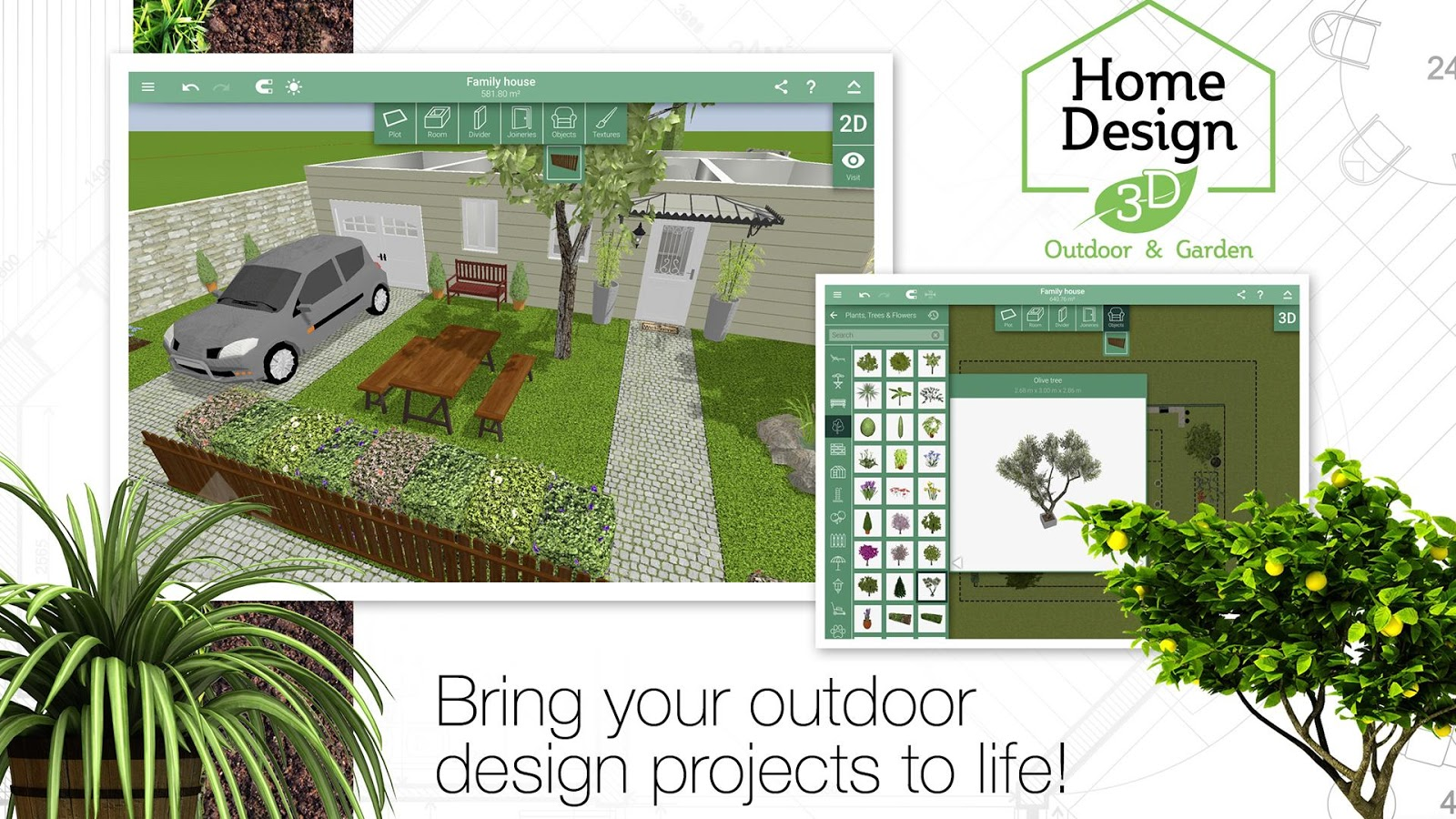 Home Design 3D Outdoor/Garden 4.0.8 APK + OBB (Data File) Download ...
