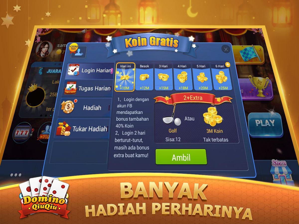Boyaa Domino QiuQiu: KiuKiu 99 1 7 7 APK Download - Android