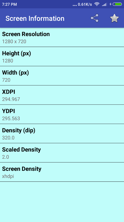 Screen Resolution 1 0 APK Download - Android Tools Apps