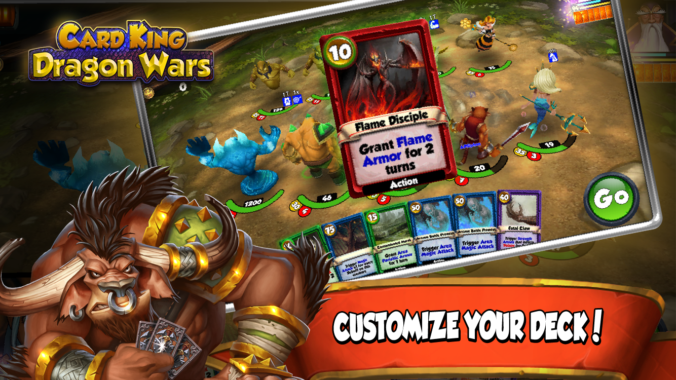 card king dragon wars 1 3 5 apk download android card games