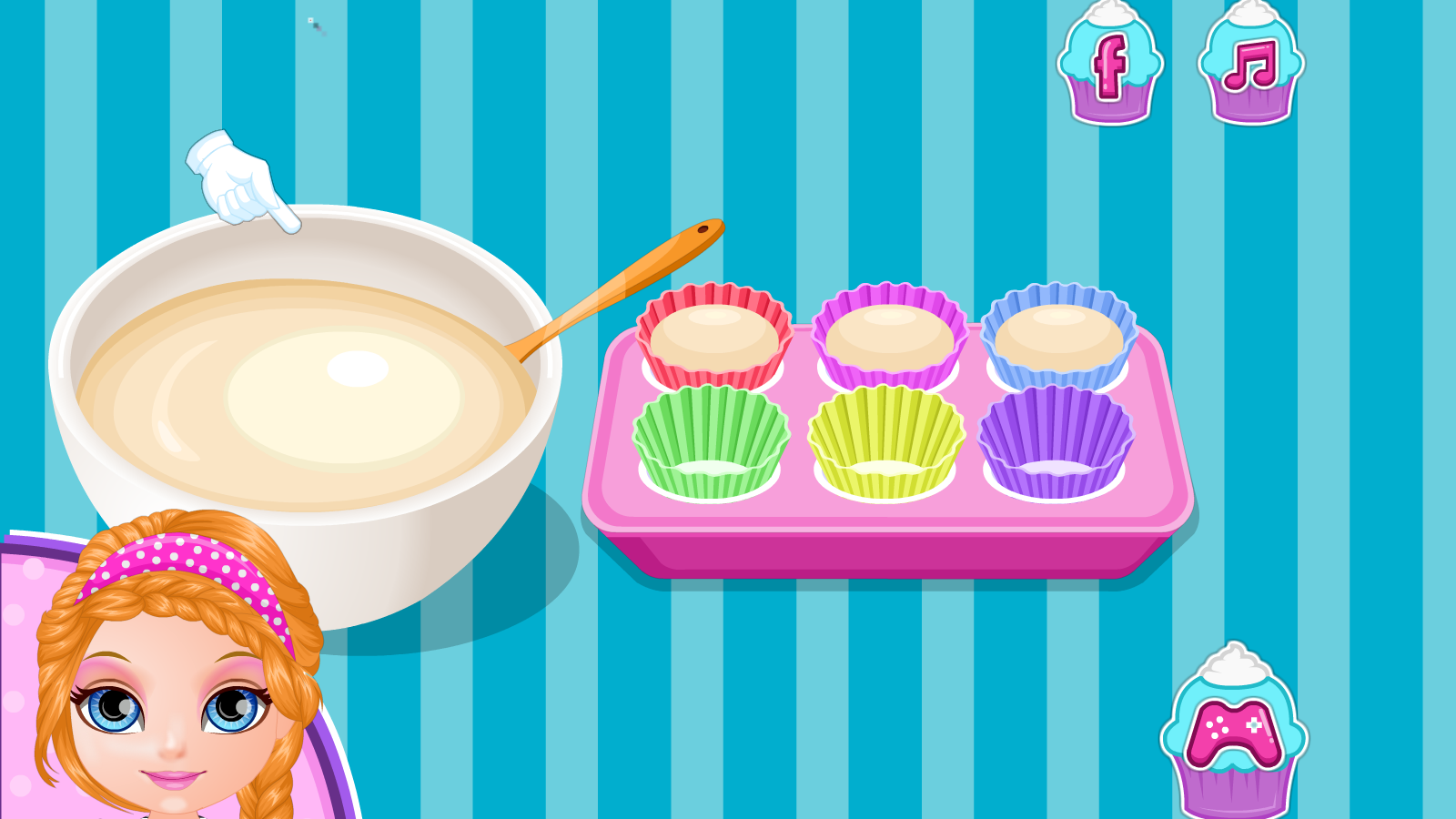 Baby Pony Cupcakes 1 0 0 APK Download Android Educational